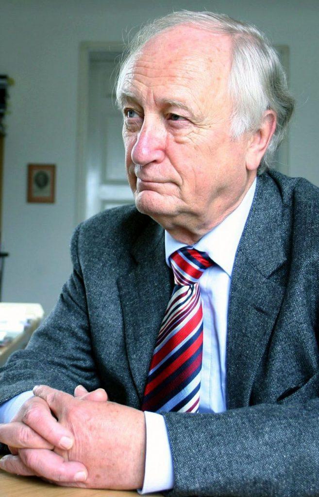 Heinrich August Winkler © Heike Zappe (Humboldt Universität)