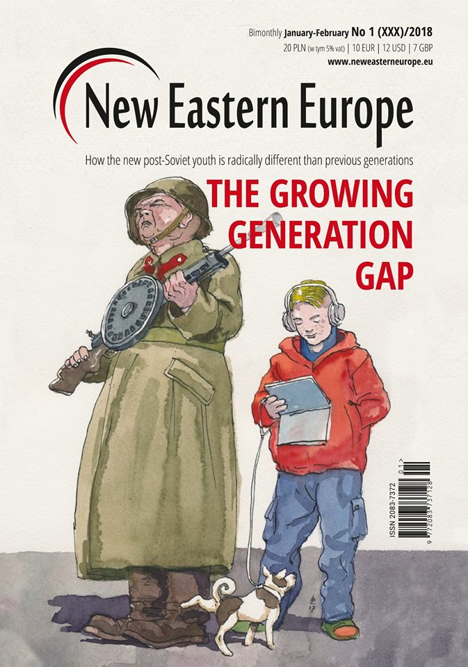 New Eastern Europe Cover