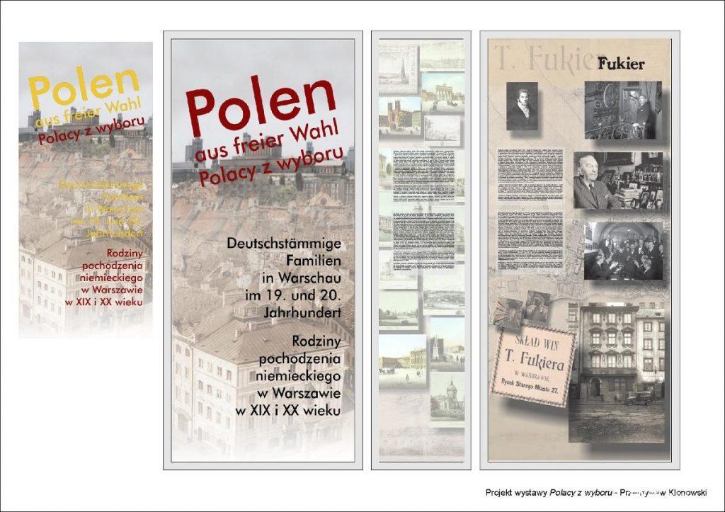 Polen aus freier Wahl – deutschstämmige Familien in Warschau im 19. und 20. Jahrhundert