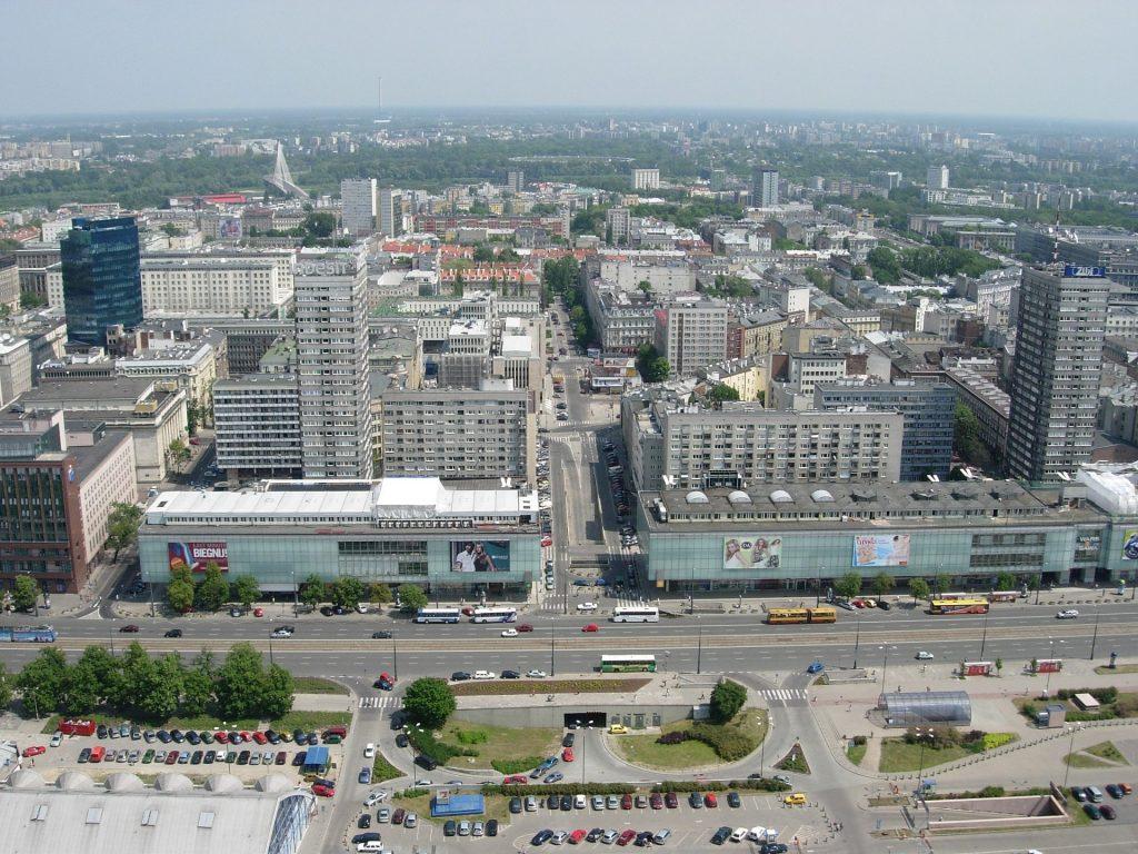 Bis heute prägen kommunistische Bauten das Stadtbild Warschaus