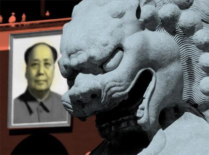 Deutschlands Dialog mit dem chinesischen Drachen