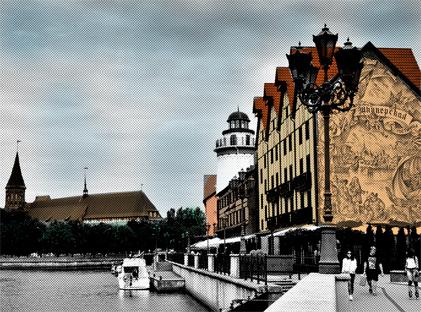 Ostpreußen in Kunst und Popkultur