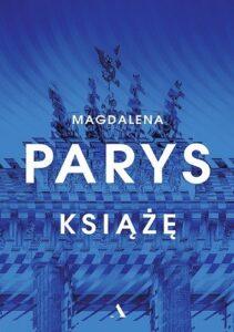 Magdalena Parys Ksiaze Buchcover Interview