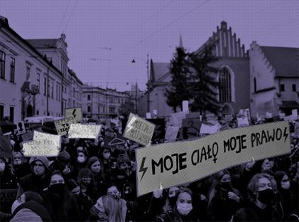 Proteste in Polen gegen Abtreibungsverbot, Urteil vom polnischen Verfassungsgerichts vom 22.10.2020