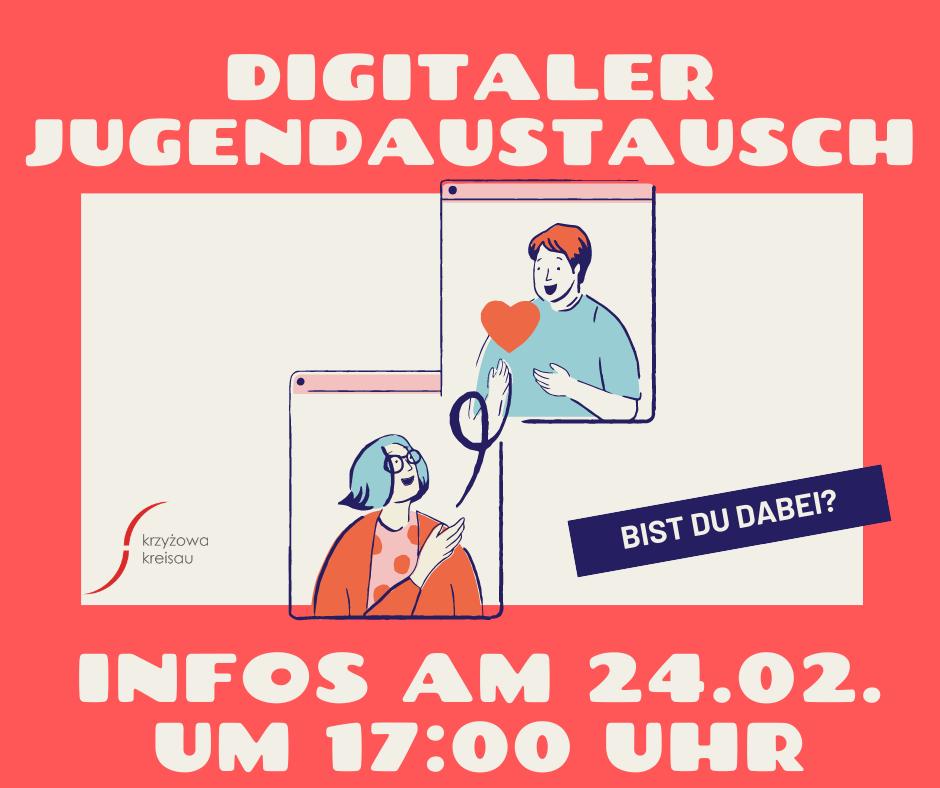 Informationsabend: Jugendbegegnungen online