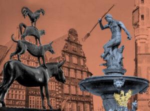 Basil Kerski: Diplomatie der Städte. 45 Jahre Partnerschaft zwischen Danzig und Bremen