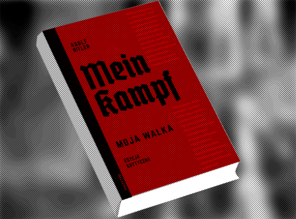 """Krzystof Ruchniewicz: Bestseller mit schalem Beigeschmack. Die polnische Ausgabe von """"Mein Kampf"""""""