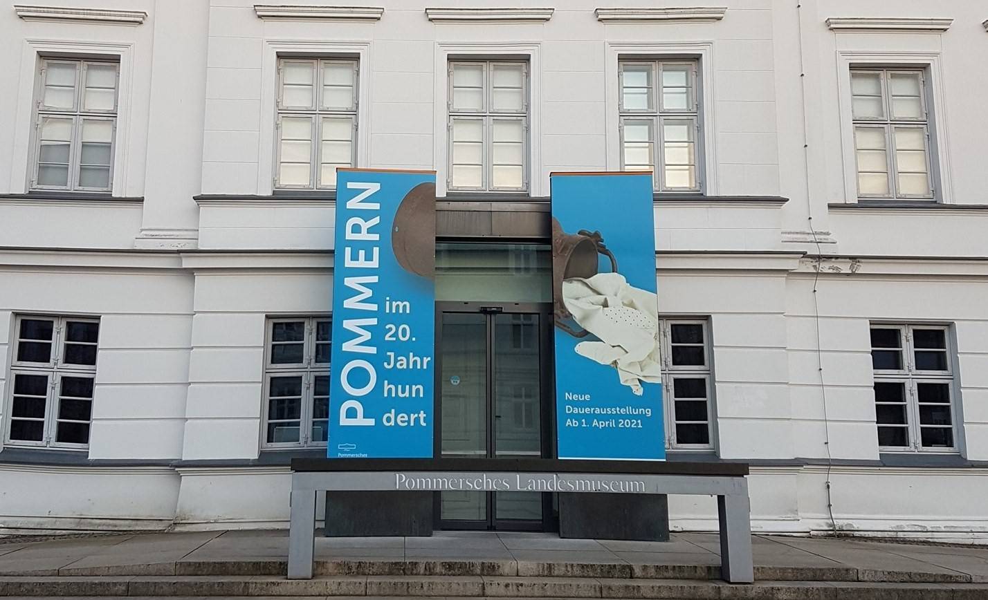 Ausstellung: Geschichte Pommerns im 20. Jahrhundert