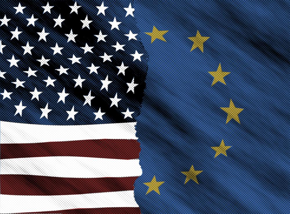 Lukasz Gadzala Transatlantische Beziehungen USA und EU