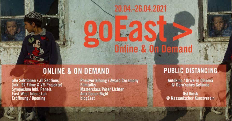 goEast Festival des mittel- und osteuropäischen Films: Online und On Demand