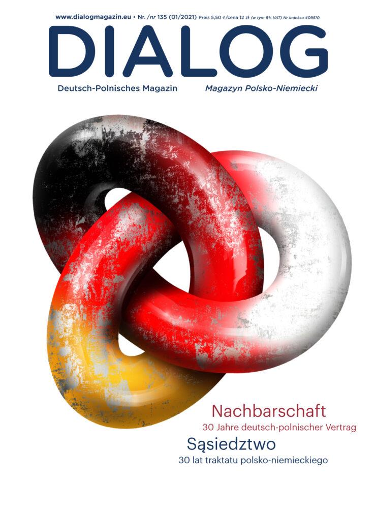 Deutsch-Polnisches Magazin DIALOG 135 (2021)