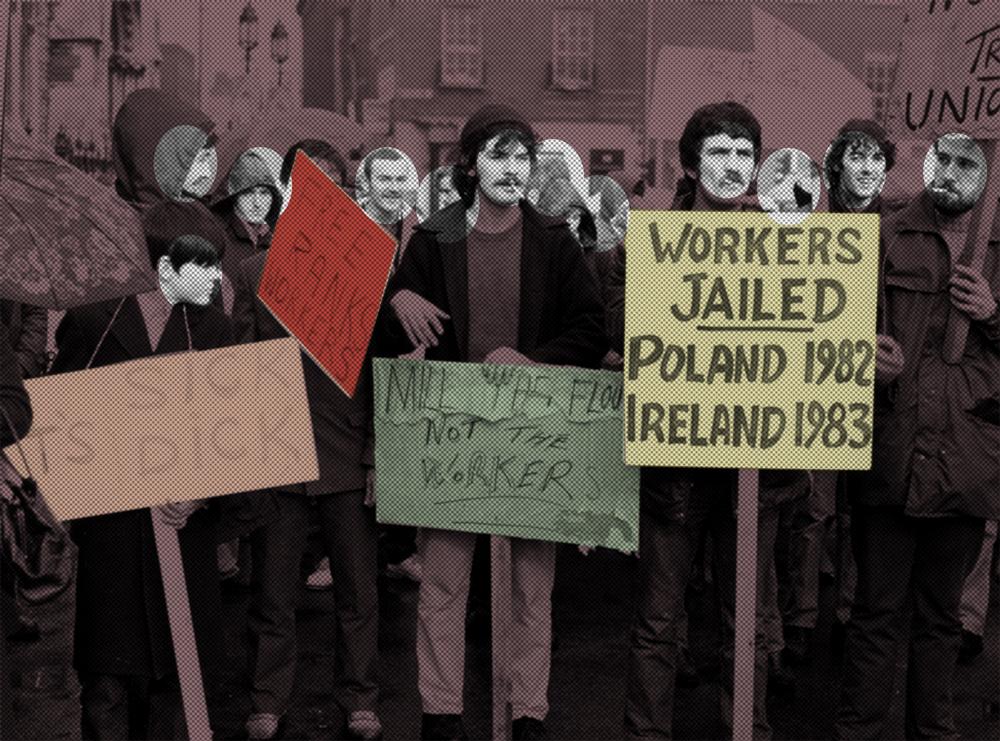 Polen in Irland - Ein Porträt (Marcel Krueger)