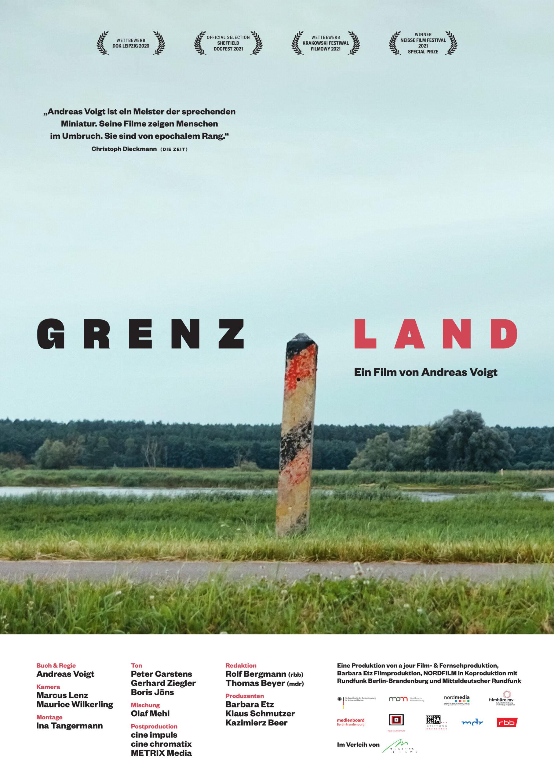 Grenzland: Film von Andreas Voigt