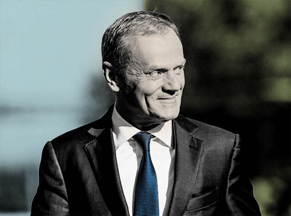 Donald Tusk zurück in Politk in Polen