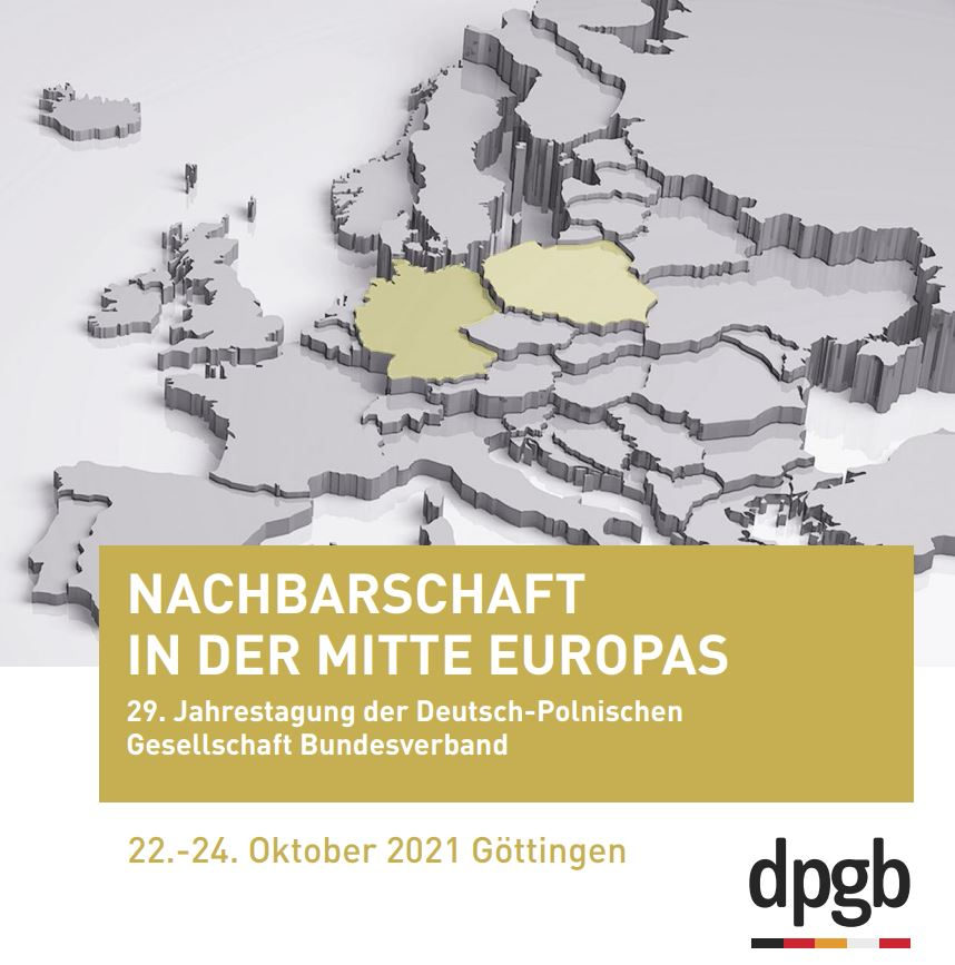 Kongress der Deutsch-Polnischen Gesellschaften 2021 in Göttingen